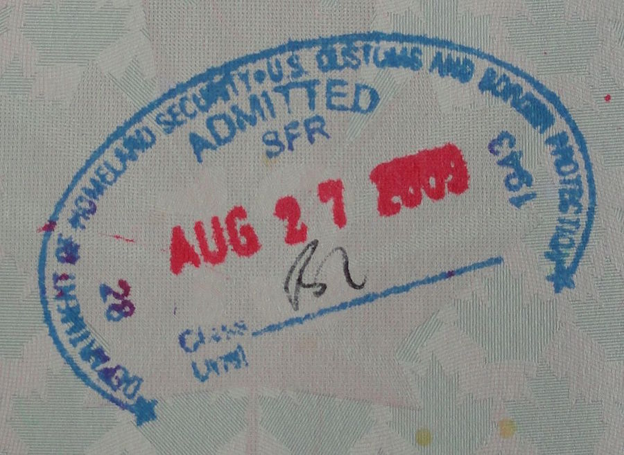 Immigration visas in USA